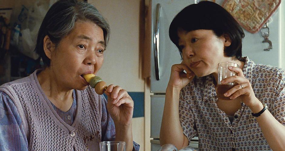 Kirin Kiki and Yôko Maki in After the Storm - Credit IMDB