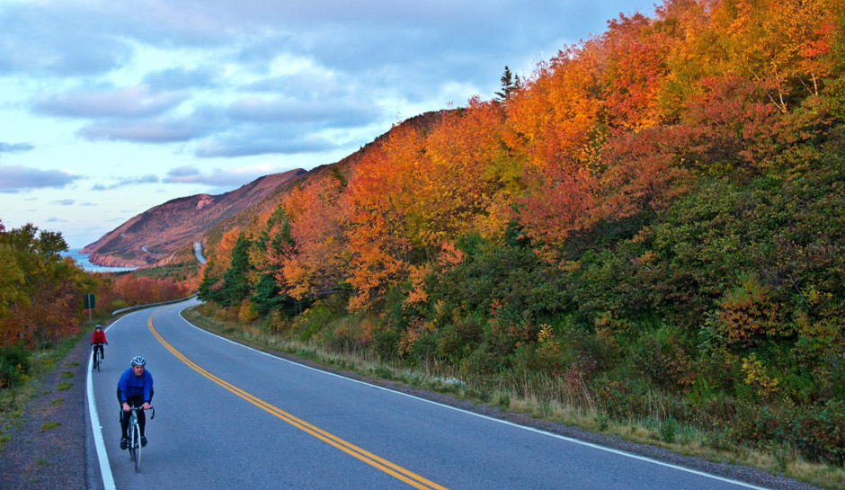 Cabot Trail Cycling - Atlantic Canada