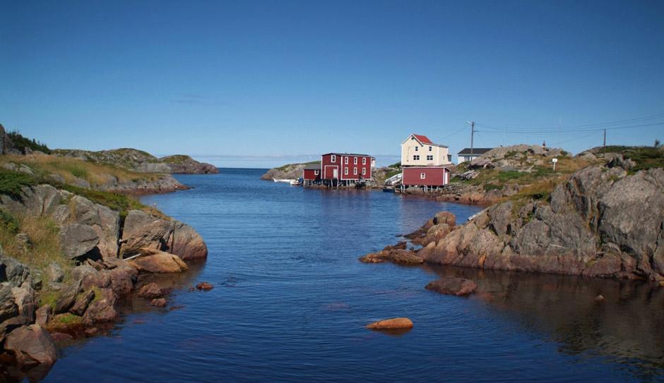 Central Change Islands - Atlantic Canada