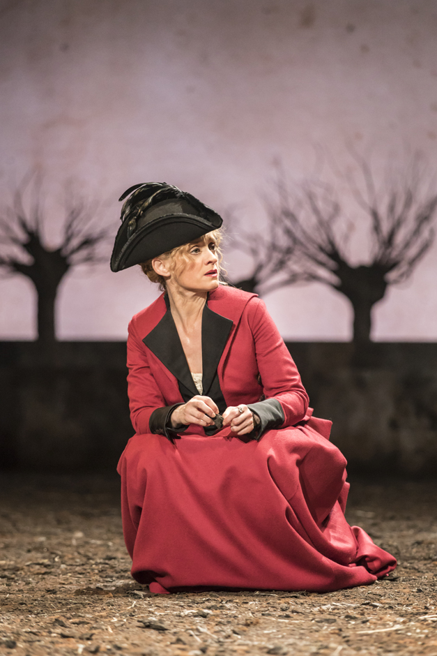 Anne-Marie Duff in Common - Credit Johan Persson