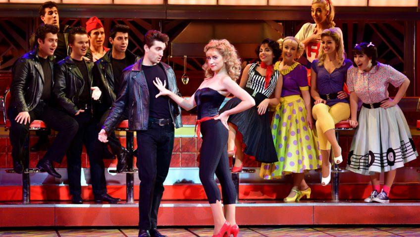 Grease is definitely The Word!