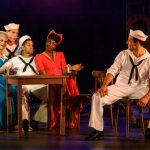 On the Town is perfect for a summer's evening's entertainment