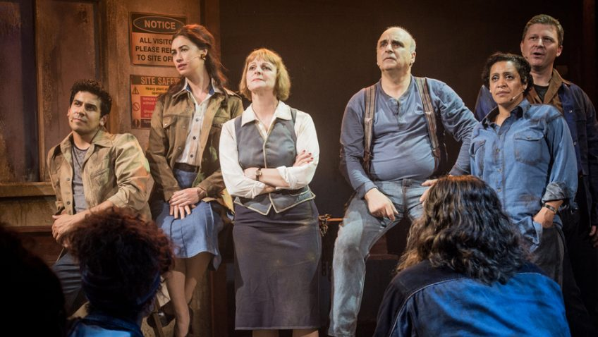 The American musical Working is a paean to the dignity of labour