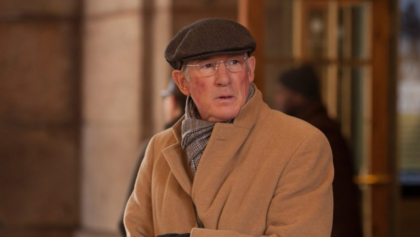 Richard Gere excels in this stylish, unusual film about a Jewish fixer