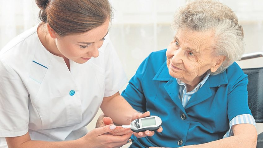 The growing diabetes threat
