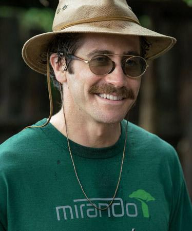 Jake Gyllenhaal in Okja - Credit IMDB