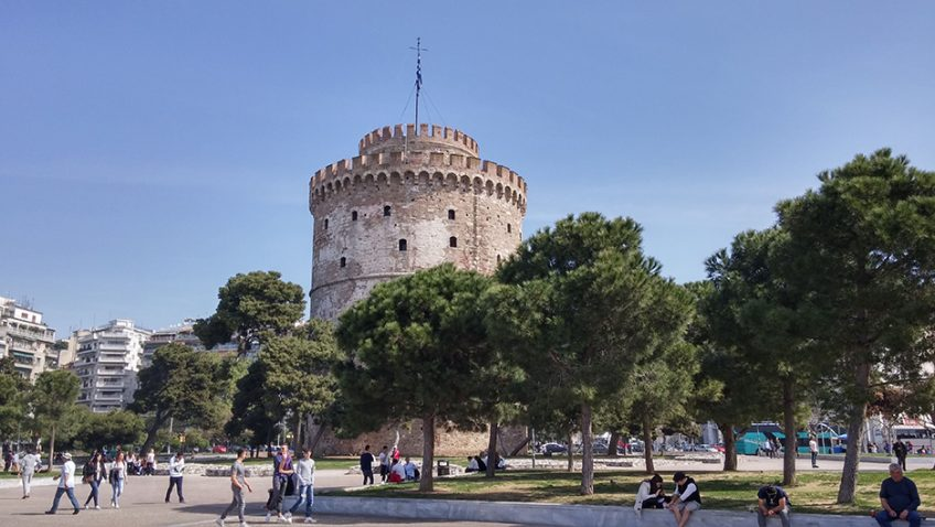 Win a short break in the fabulous city of Thessaloniki with Silver Travel Advisor