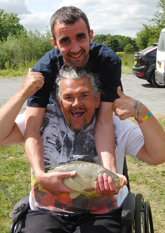 Cosyfeet Community Award 2017 - 2016 winners Suffolk Disabled Anglers Forum - Suffolk Disabled Anglers Forum