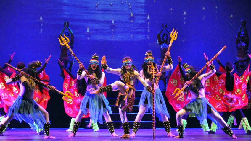 Taj Express is an Asian musical featuring the songs A. R. Rahman