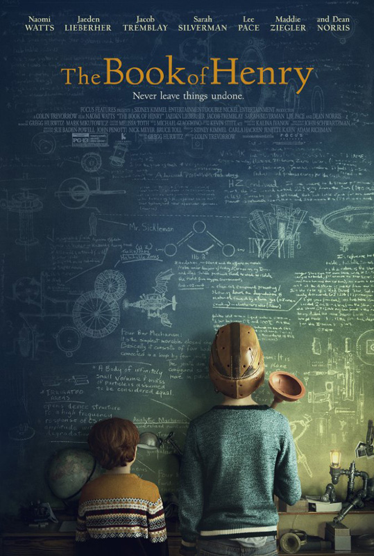 The Book of Henry - Credit IMDB