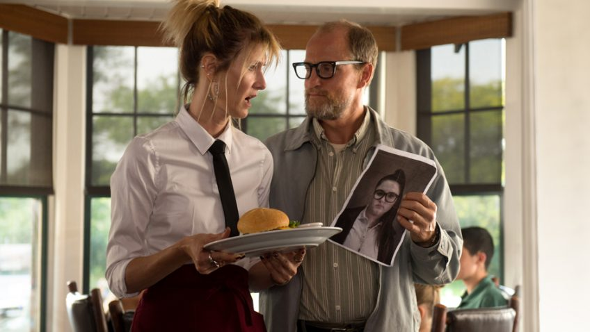 Despite two fine performances, this comedy of middle-aged manners is inconsequential
