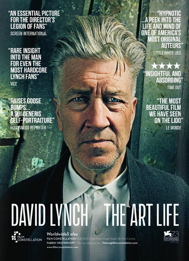 David Lynch: The Art Life - Credit IMDB