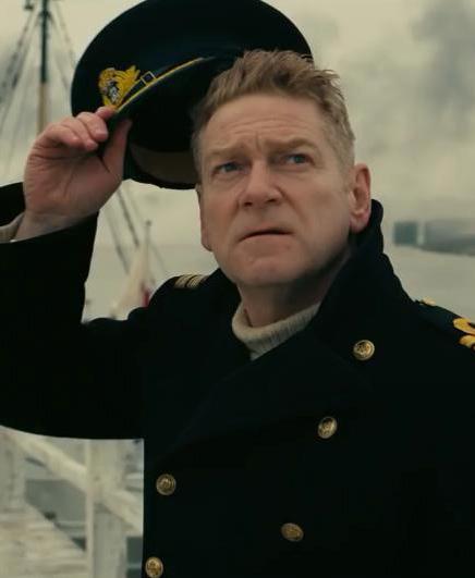 Kenneth Branagh in Dunkirk - Credit IMDB