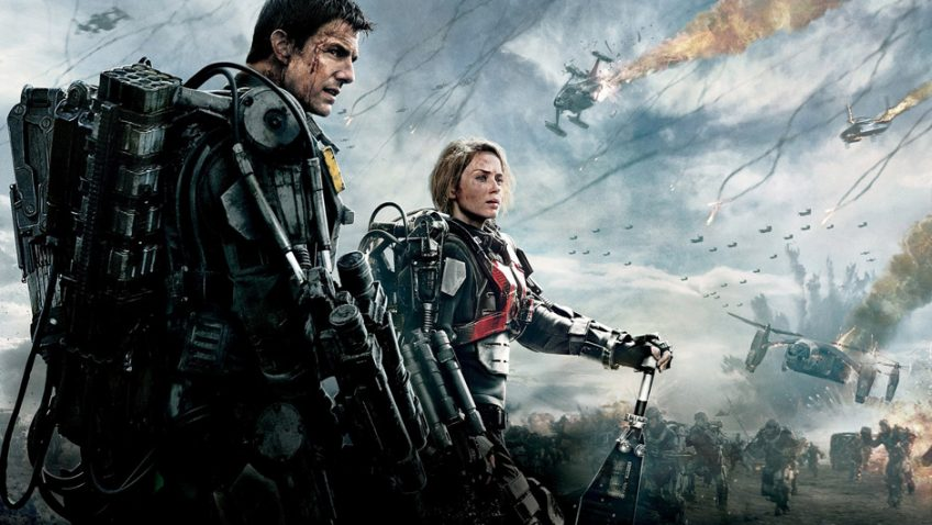 Edge of Tomorrow starring Tom Cruise