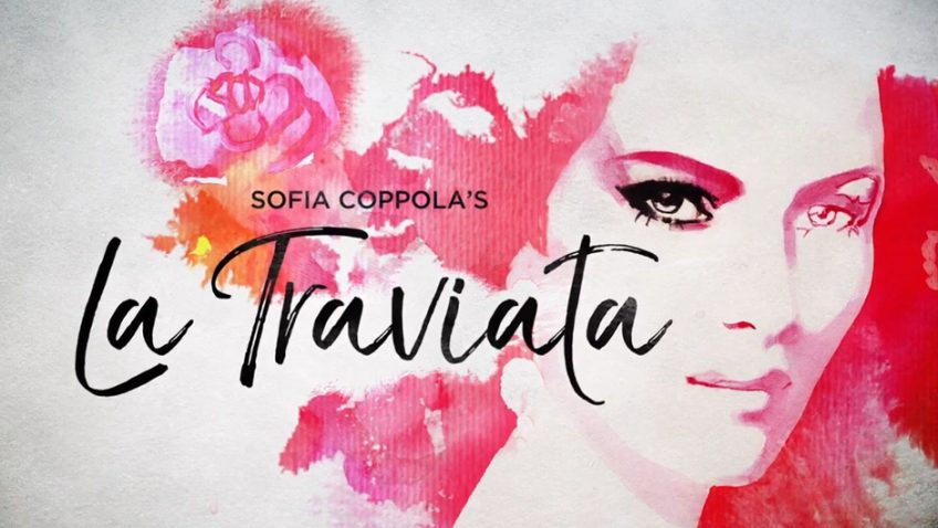 Film director Sofia Coppola teams up with Valentino in a new costume-led production of La Traviata