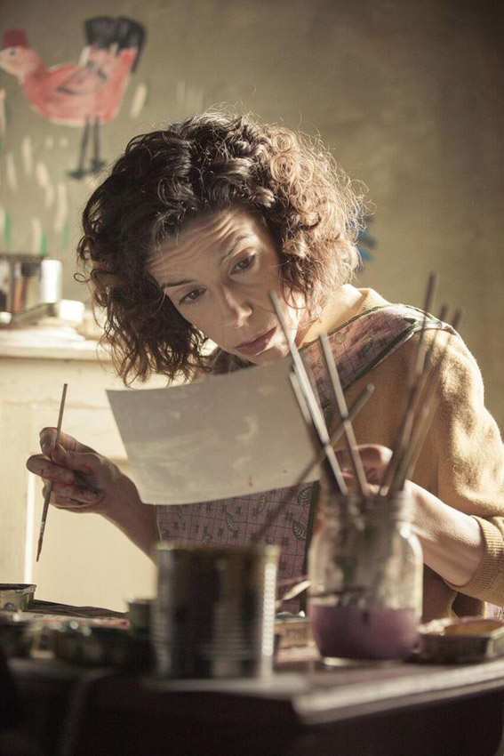 Sally Hawkins in Maudie - Credit IMDB