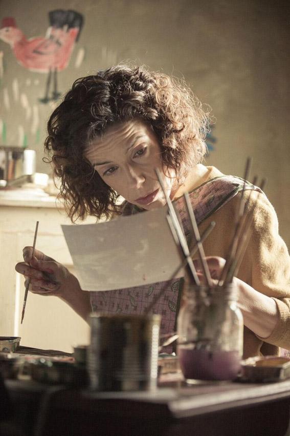 Sally Hawkins in Maudie - Credit IMDB