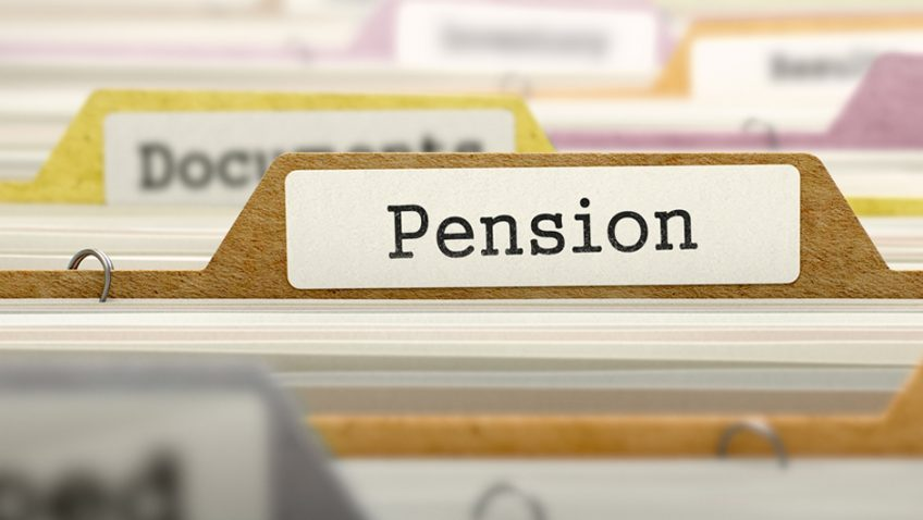 Pensions drawdown