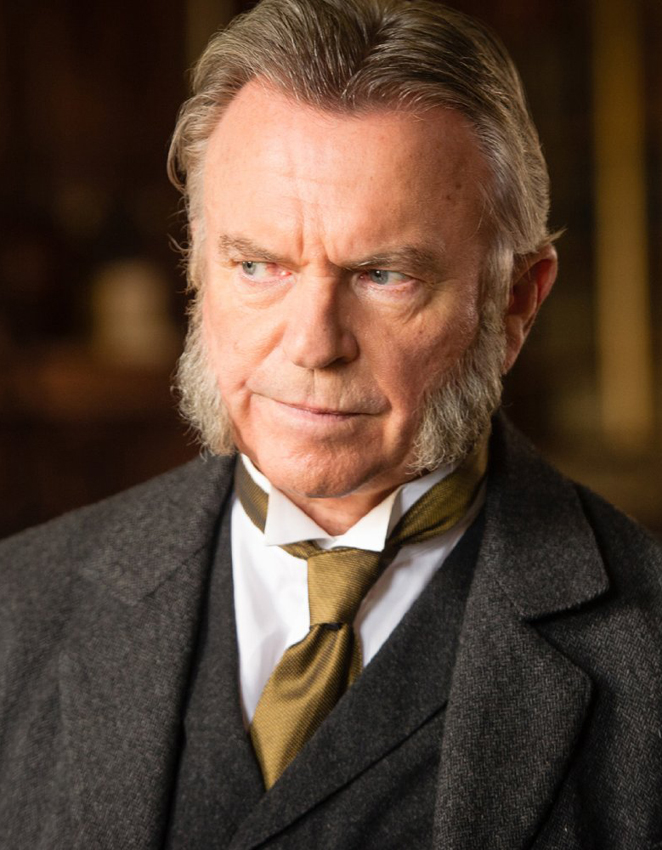 Sam Neill in Tommy's Honour - Credit IMDB