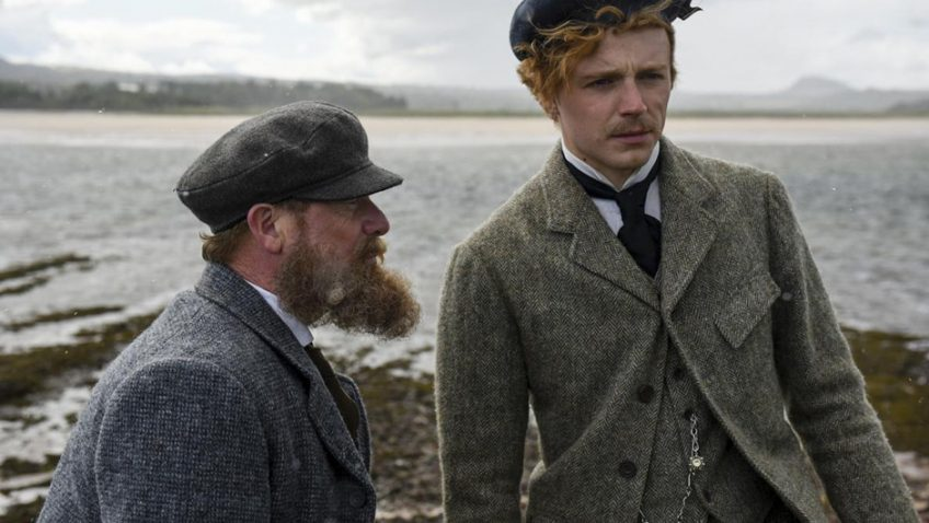 An under par score for this well-acted period biopic of two Scottish golfing legends