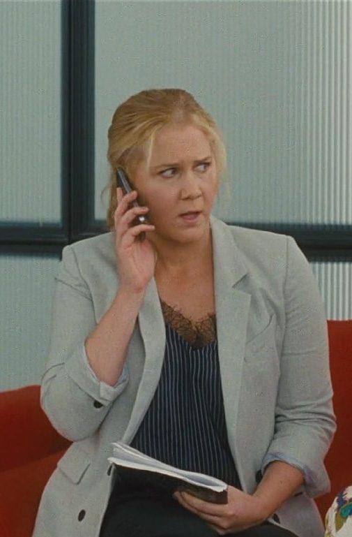 Amy Schumer in Trainwreck - Credit IMDB