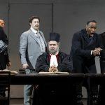 Shakespeare's Shylock as opera