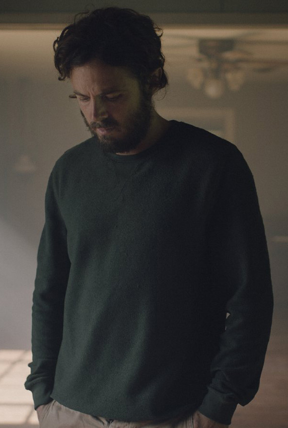 Casey Affleck in A Ghost Story - Credit IMDB