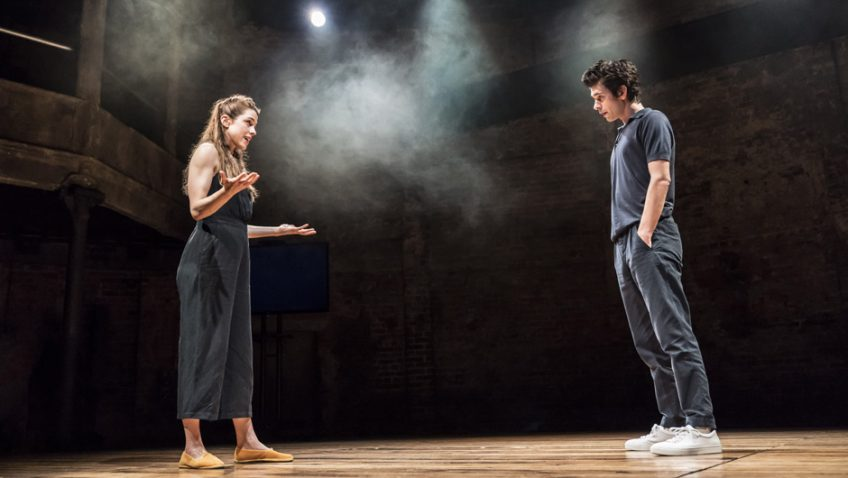 Ben Whishaw is in a new play by Christopher Shinn