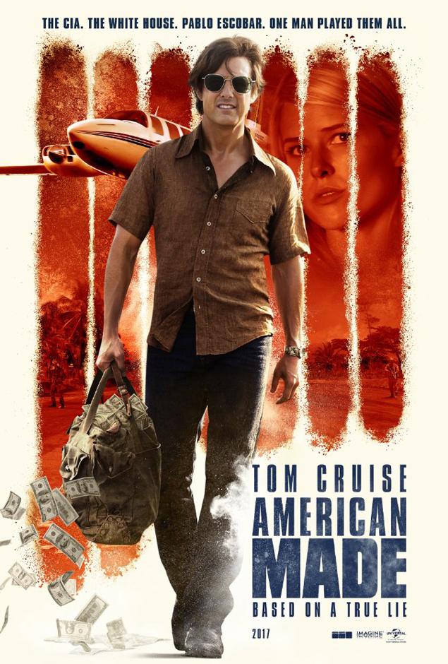 American Made - Credit IMDB