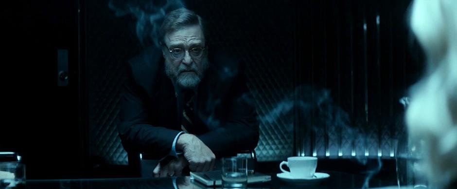 John Goodman in Atomic Blonde - Credit IMDB