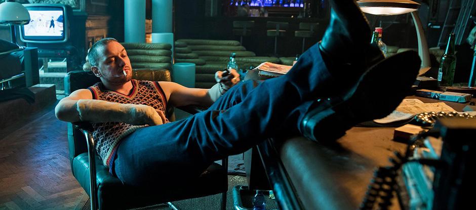 James McAvoy in Atomic Blonde - Credit IMDB