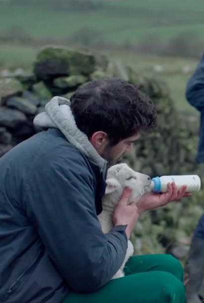 Alec Secareanu in God's Own Country - Credit IMDB