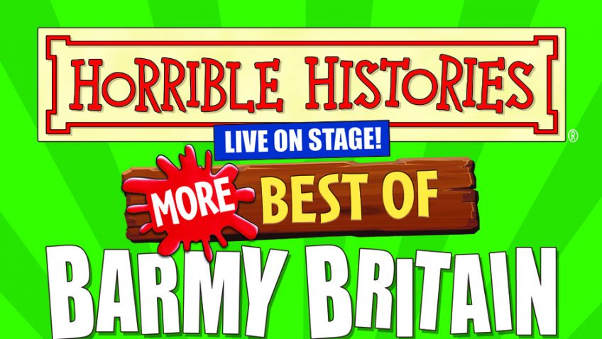 Horrible Histories – More Best of Barmy Britain