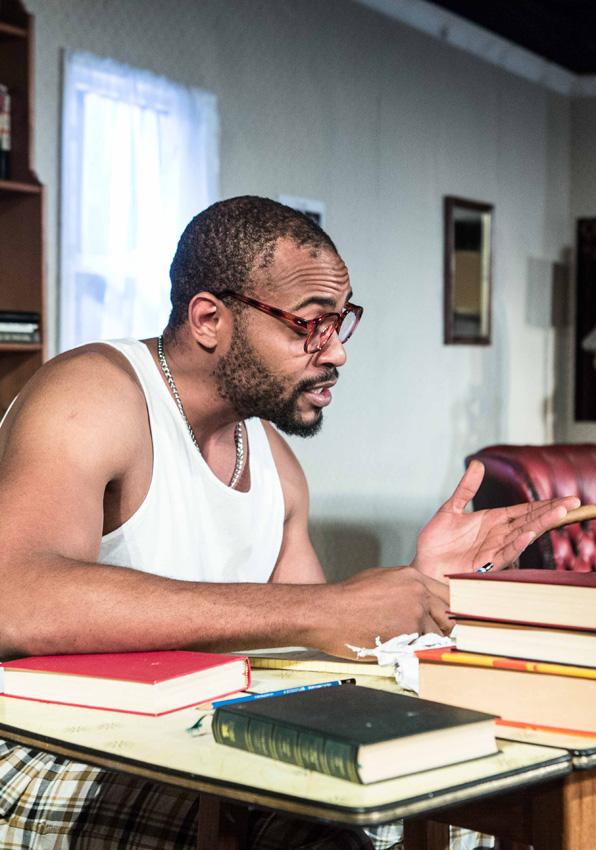 Jason Nwoga in Coming Clean - Credit Paul Nicholas Dyke
