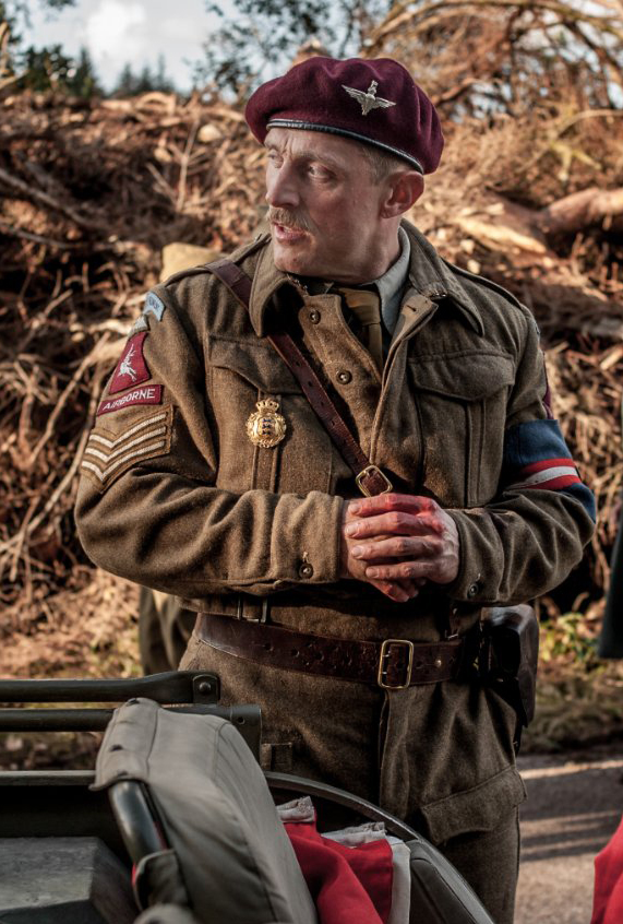 Roland Møller in Land of Mine - Credit IMDB