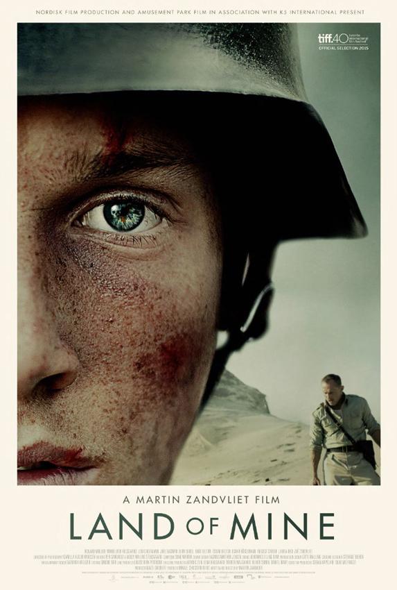 Land of Mine - Credit IMDB