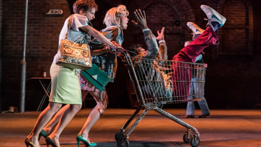 Jim Cartwright's seminal play of the 1980s is revived