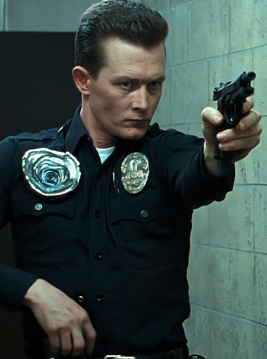 Robert Patrick in Terminator 2: Judgment Day - Credit IMDB