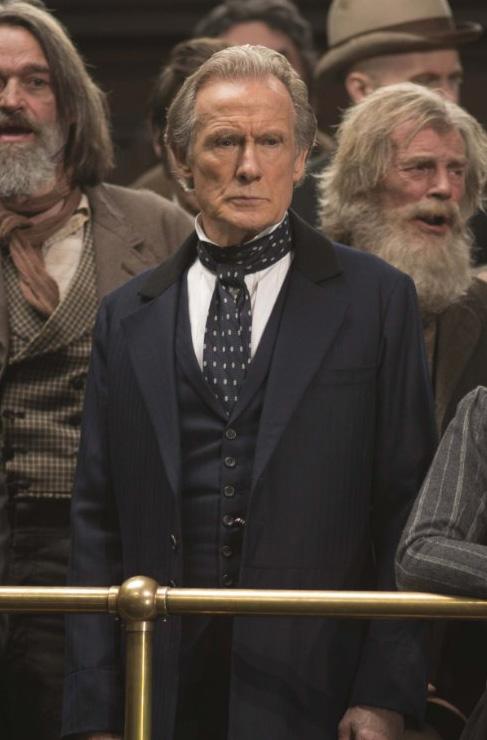 Bill Nighy in The Limehouse Golem - Credit IMDB