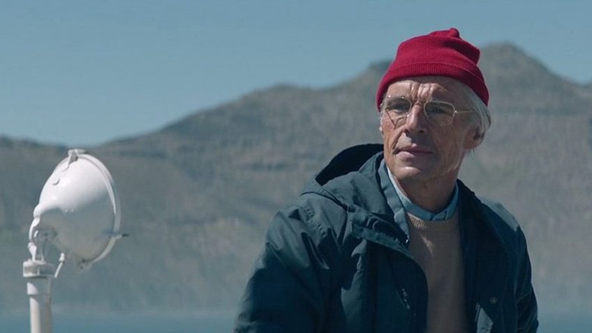 This lavish Jacques Cousteau biopic is a bit of a wreck