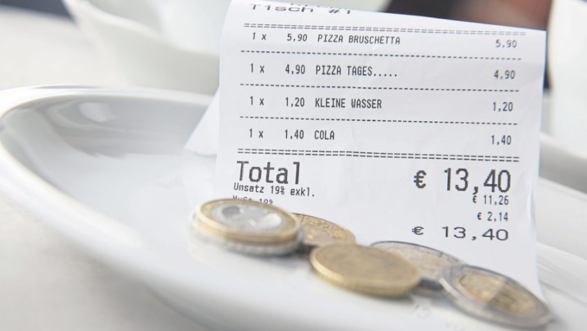 How much do you tip?