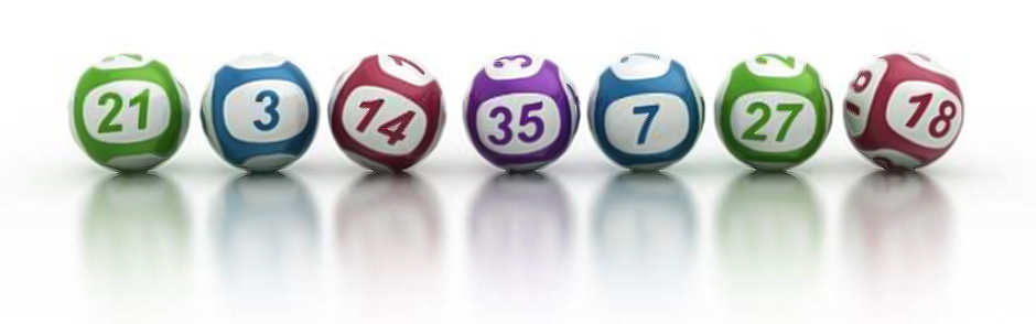 US Powerball lottery balls
