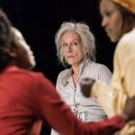 Juliet Stevenson's acrobatic tour de force in Arthur Kopit's play