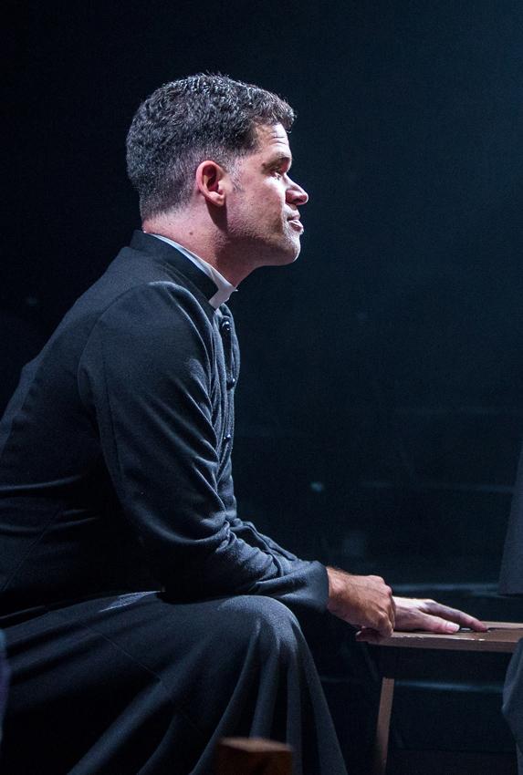 Jonathan Chambers in Doubt - Credit Paul Nicholas Dyke