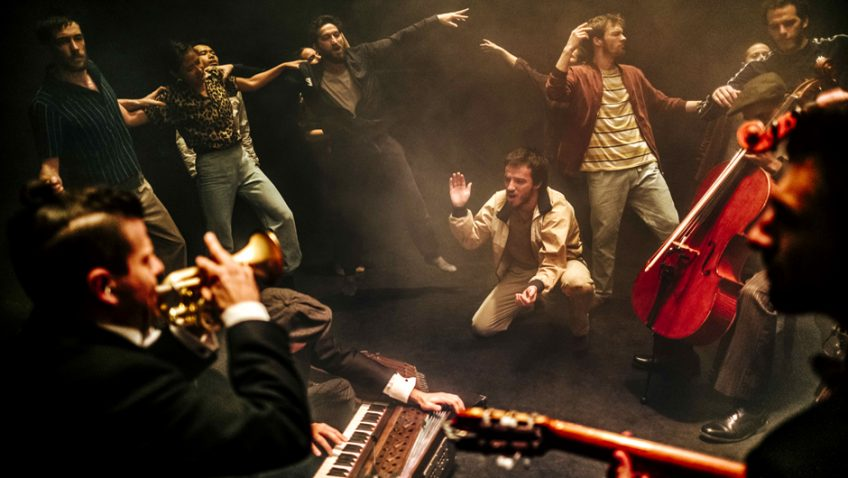 Hofesh Shechter's frenetic danse macabre