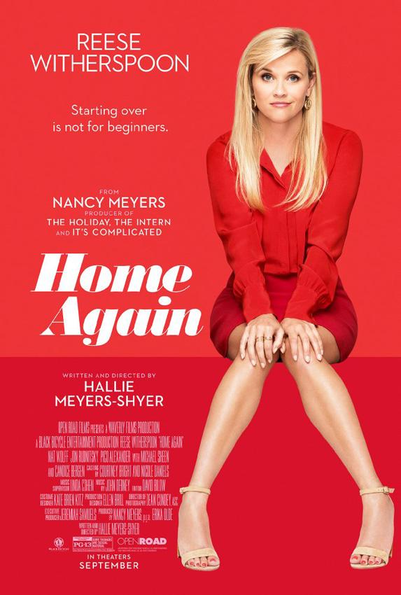 Home Again - Credit IMDB