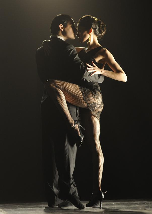 Juan Malizia and Ayelén Álvarez Miño in Our Last Tango - Copyright Gabriela Malerba