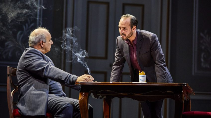 International diplomacy and peacemaking in Oslo make for exciting drama