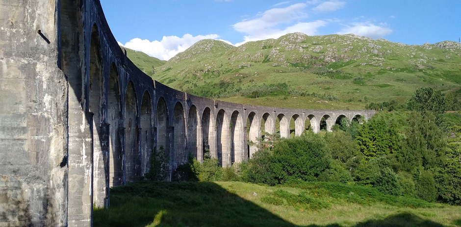 Scotland - Glenfinnan Viaduct - Free for commercial use - No attribution required - Credit Pixabay