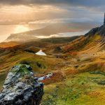 Scenic Scotland is a delight